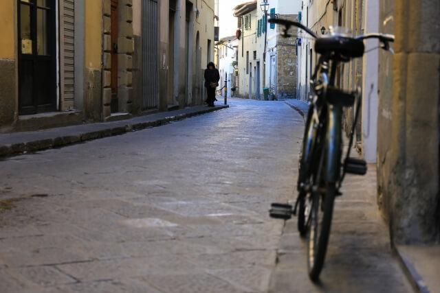 フィレンツェ自転車