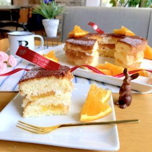 リングオレンジケーキ