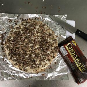 刻みチョコレート