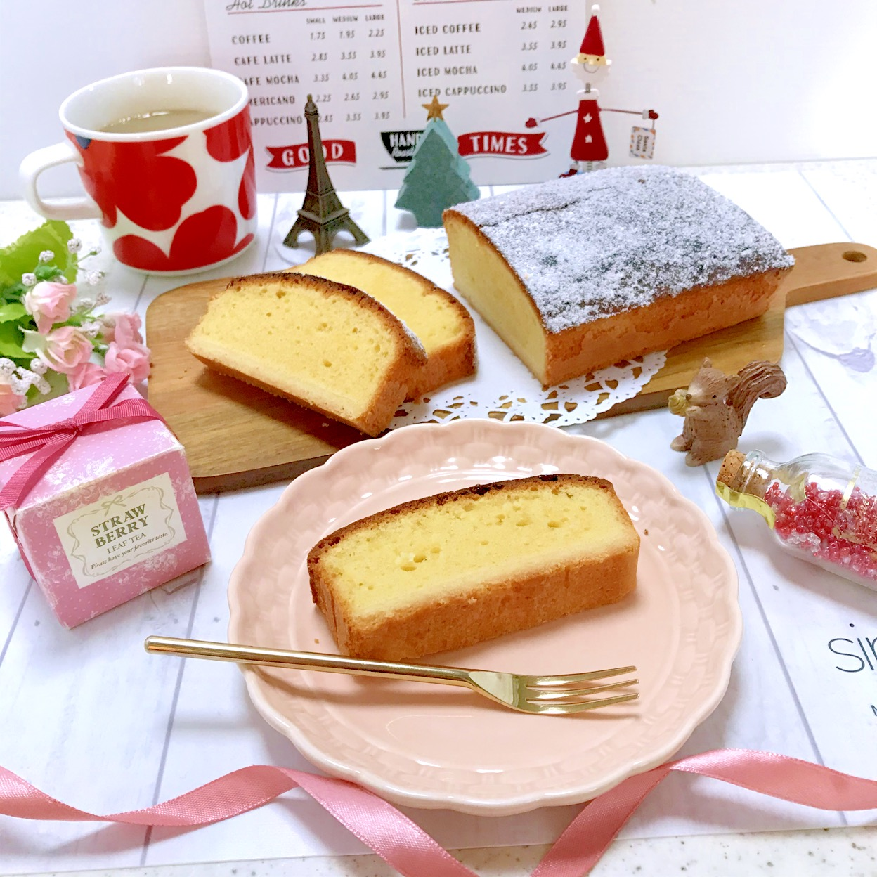 brandy pound cake