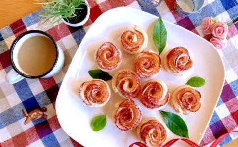 rose apple pie