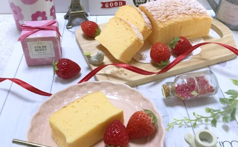 台湾カステラチーズ風味
