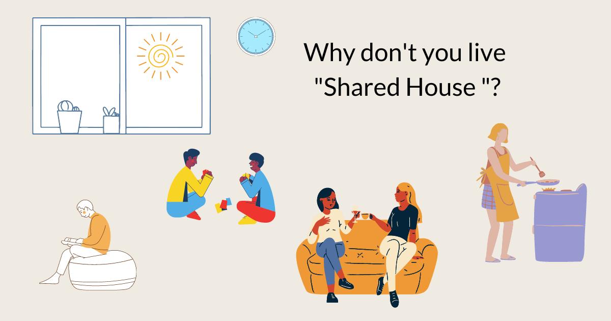 shared house