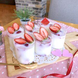 苺デザート