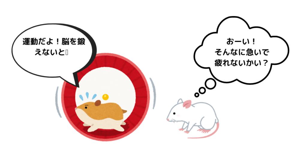 ネズミたち