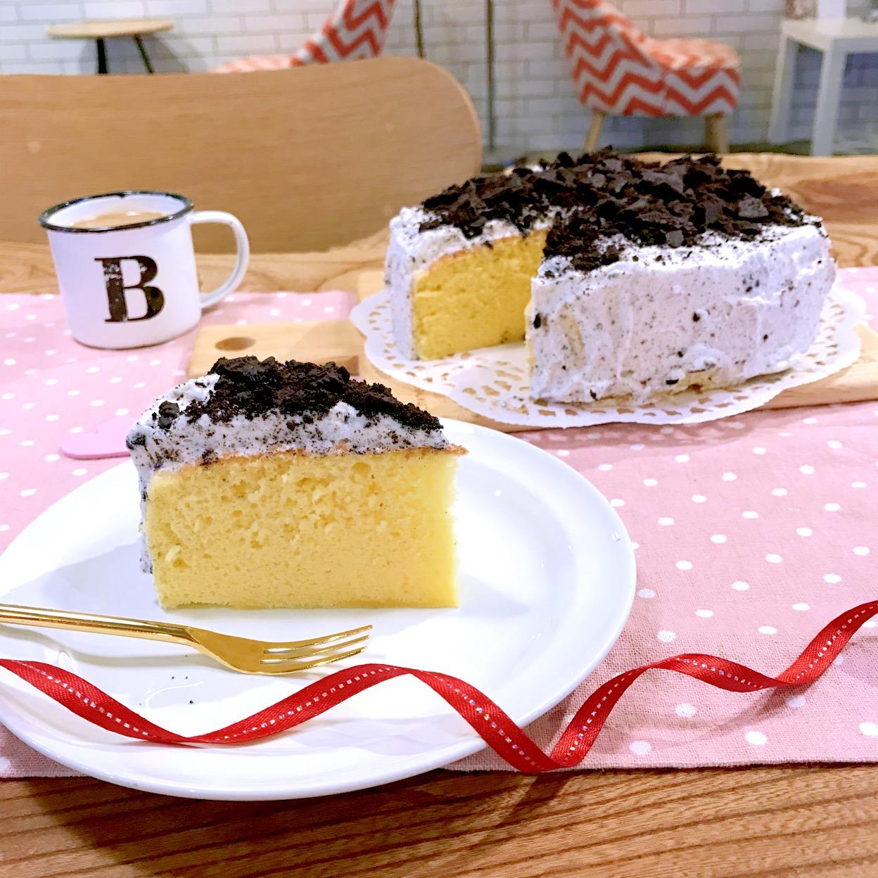 スタバのケーキ再現
