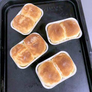 捏ねない生地のパン