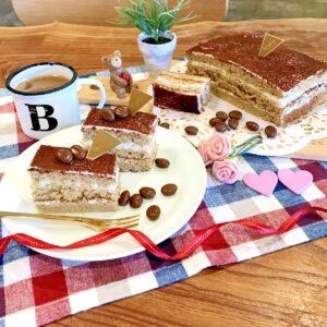 コーヒーショートケーキ